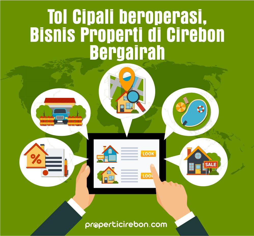 Tol Cipali beroperasi, Bisnis Properti di Cirebon Bergairah