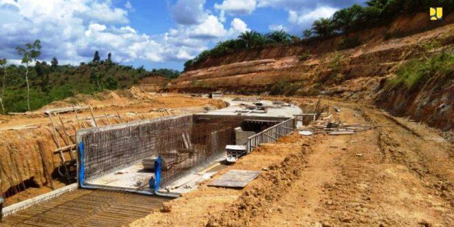 Tahun 2021 Pembiayaan SBSN Untuk Infrastruktur Senilai Rp 14,76 Triliun