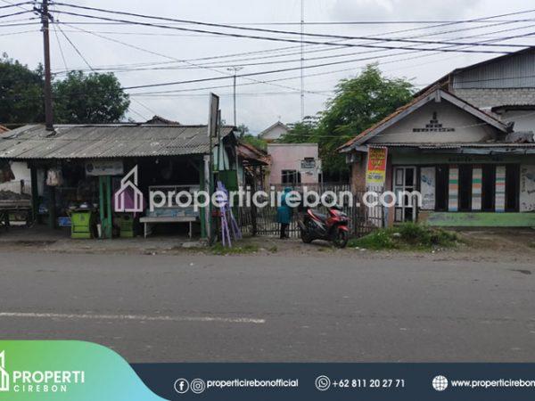 Tanah & Bangunan di Palimanan dekat Tol Cipali Dijual, Cocok untuk Gudang Distribusi