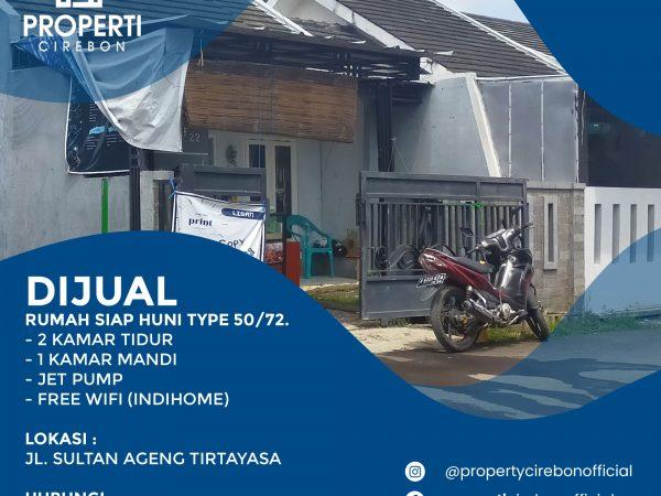 Jual Rumah di Tirtayasa Regency Kedawung Cirebon, Murah!!