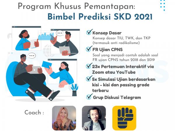 Ikuti Tryout Bimbel Online SKD CPNS & PPPK Tahun 2021